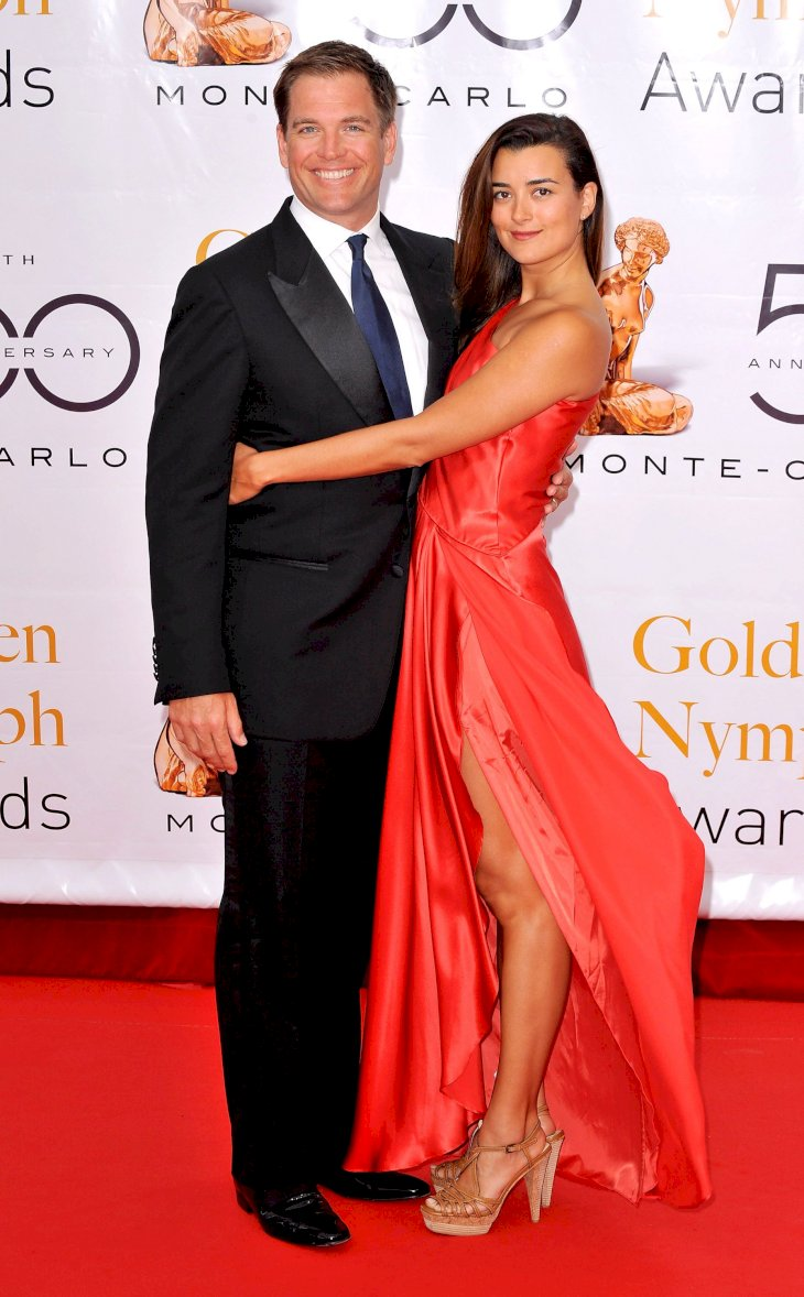 Michael Weatherly and Cote de Pablo / Photo:Getty Images