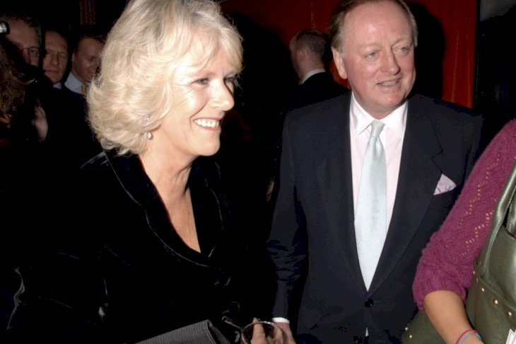 Image Credit: Getty Images Europe | Camilla & Andrew Parker Bowles at Kensington Palace 2006