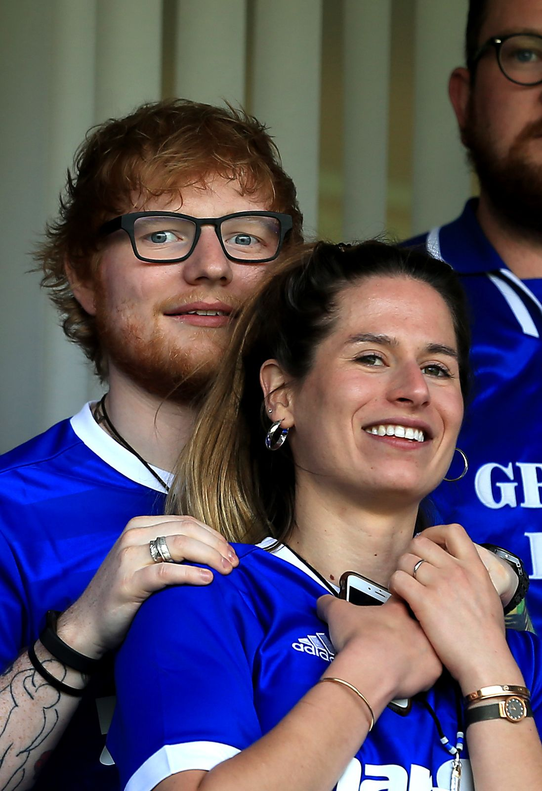 Ed Sheeran and Cherry Seaborn/Getty Images