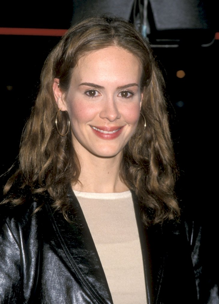 Sarah Paulson during 'Get Carter' Los Angeles Premiere / Photo:Getty Images