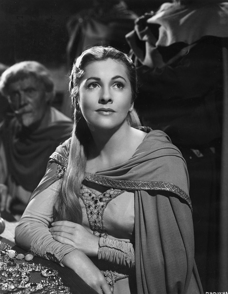 Image Source: Getty Images/Hulton Archive | Ivanhoe/MGM films