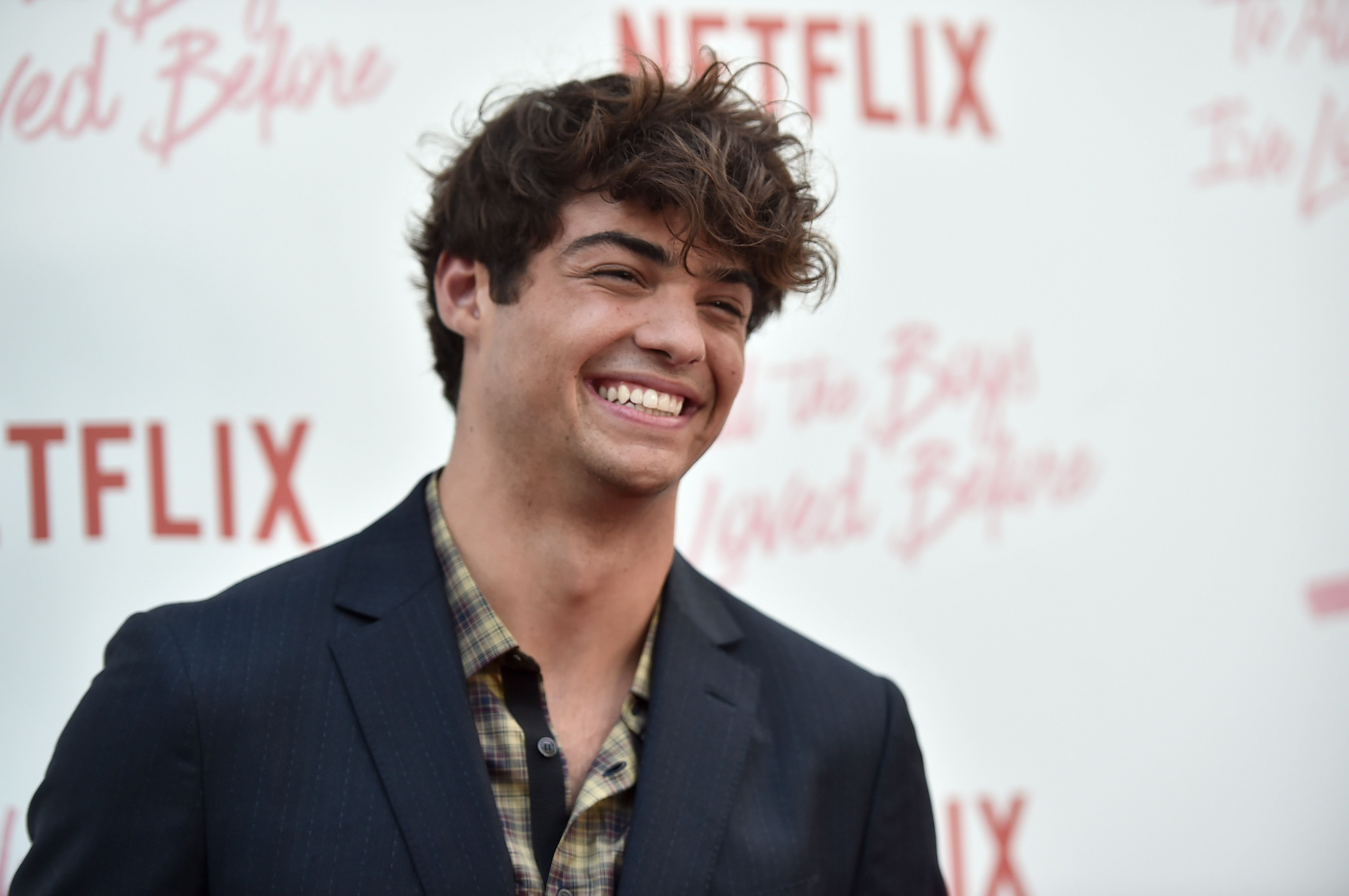 Noah Centineo also adutioned for a part in The Kissing Booth / Getty Images