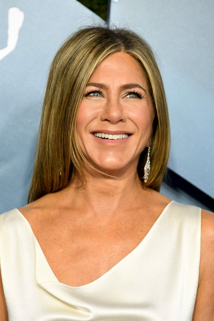 Image Credit: Getty Images/Steve Granitz | Jennifer Aniston at the Screen Actors Guild