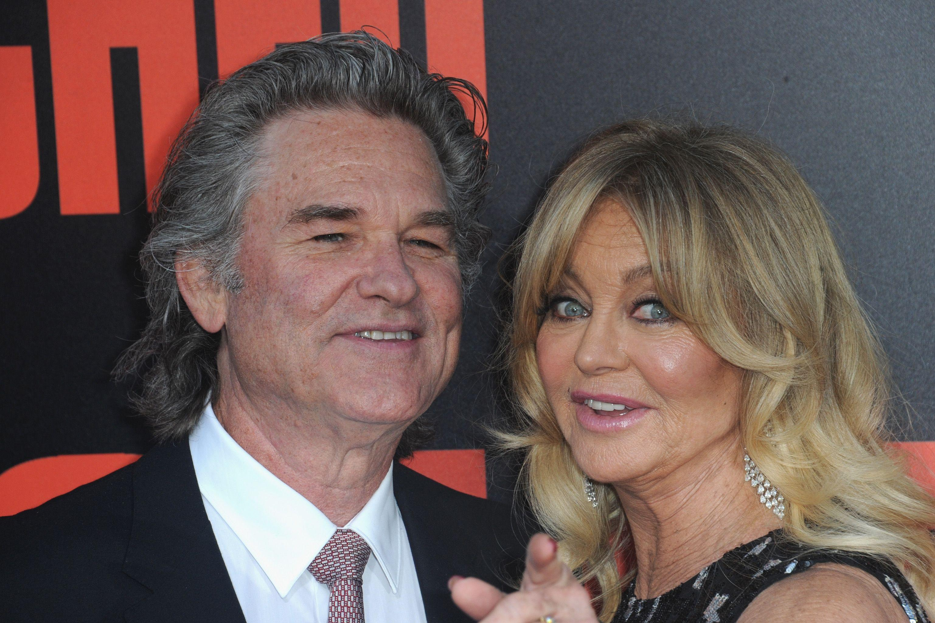 Kurt Russell and Goldie Hawn: The Success to Their Relationship