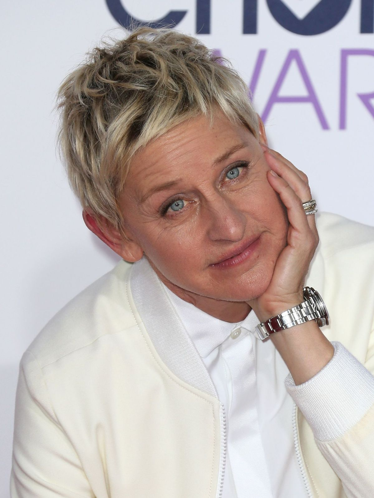 Ellen DeGeneres/Photo:Getty Images