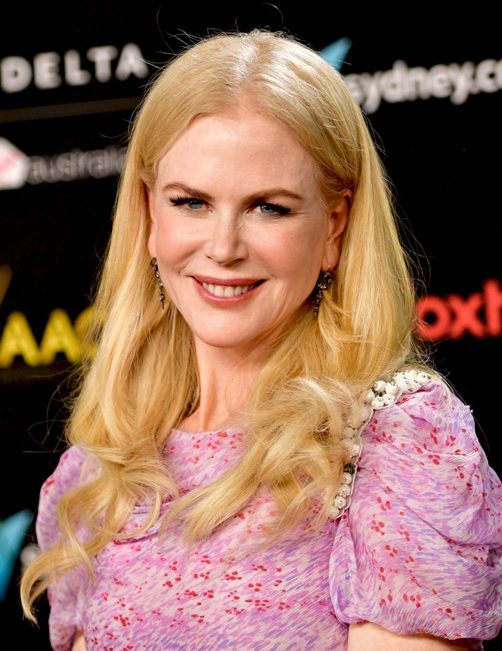 Image Credit: Getty Images / Nicole Kidman at an event.