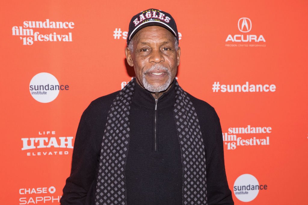 "Image Source: Getty Images/Mat Hayward| Actor Danny Glover attends the 2018 Sundance Film Festival World Premiere of Netflix's ""Come Sunday"" at Eccles Center Theatre on January 21, 2018 in Park City, Utah"