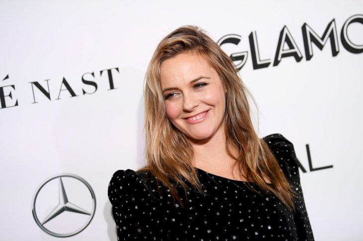 Image Credit: Getty Images / Alicia Silverstone on the red carpet.