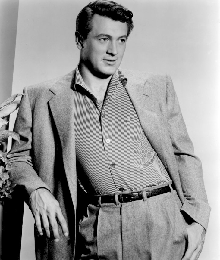 Image Credit: Getty Images/Corbis via Getty Images/Warner Bros. Pictures/Sunset Boulevard | Portrait of Rock Hudson in 1950