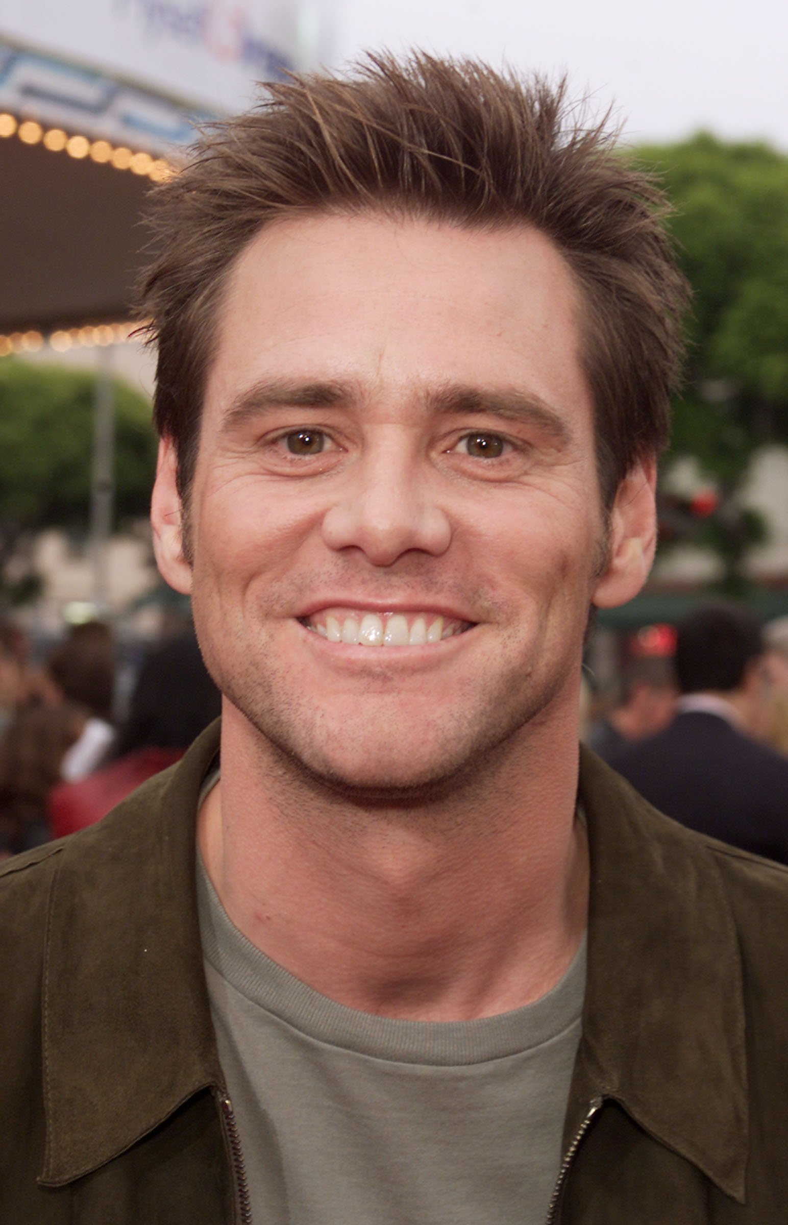 Image Source: Getty Images | Photo of Jim Carrey