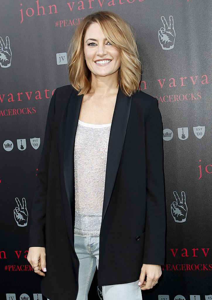 Image Credits: Getty Images / Tibrina Hobson | Madchen Amick attends John Varvatos International Day of Peace with Ringo Starr at John Varvatos Boutique on September 21, 2014 in West Hollywood, California.