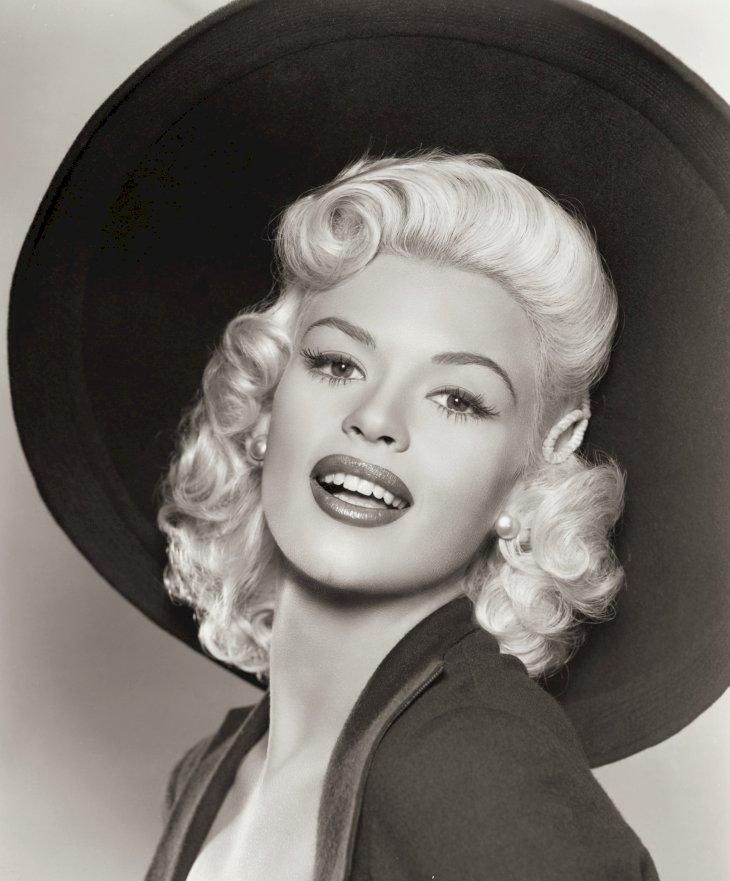 Image Credit: Getty Images | Studio portrait of 1950's sex symbol, Jayne Mansfield