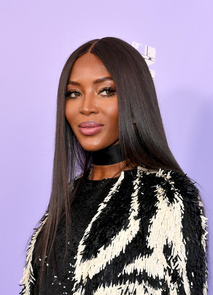 Image Credit: Getty Images / Naomi Campbell at an event.
