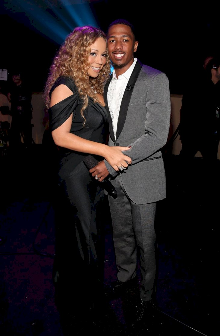 Mariah Carey and Nick Cannon/Photo:Getty Images