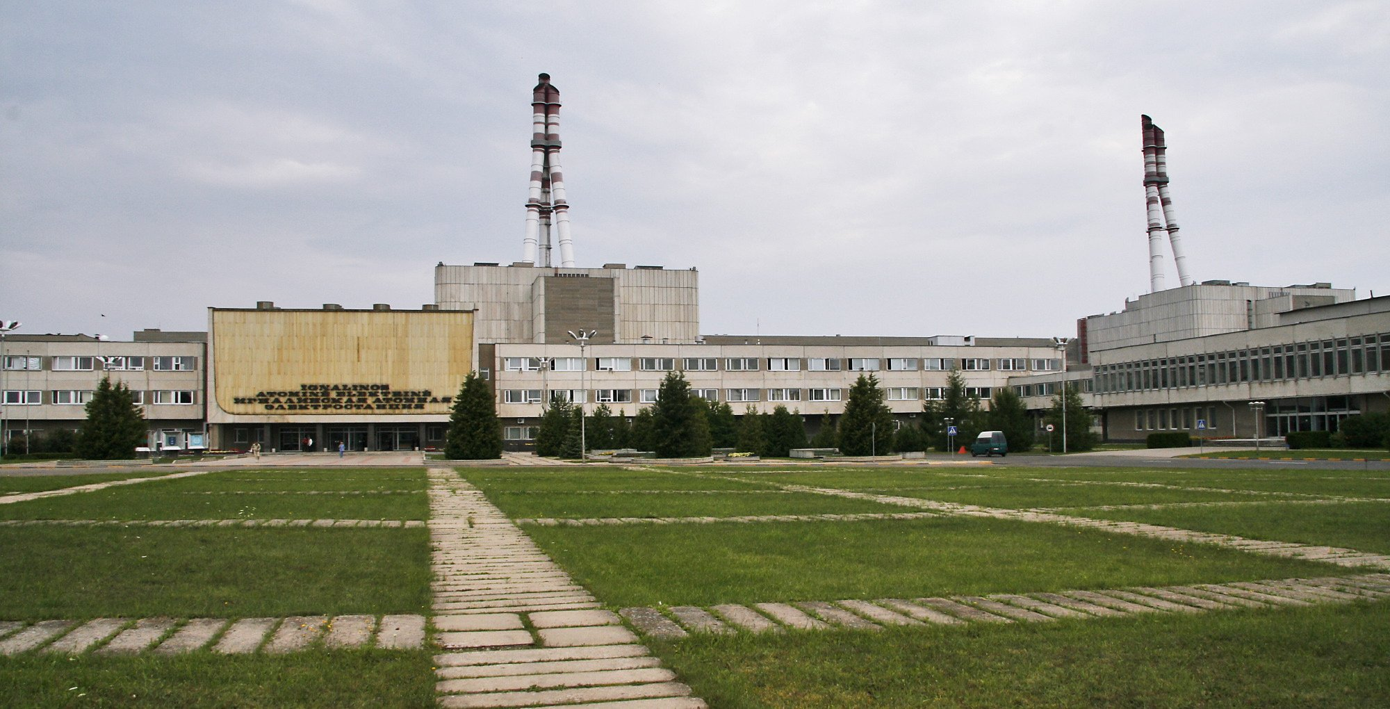 Ignalina Nuclear Power Plant, Lithuania / Schyll /  Creative Commons Attribution-Share Alike 3.0 / wikimedia.com