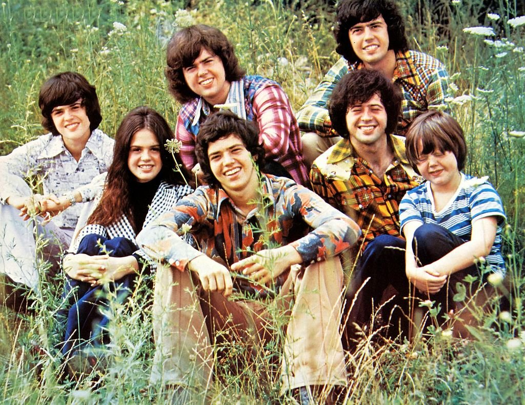 Image Credits: Getty Images / GAB Archive / Redferns | American band The Osmonds.