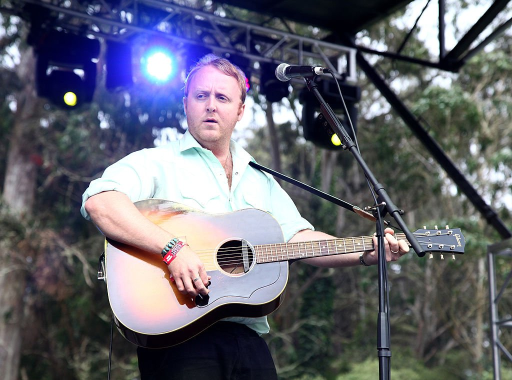 Image Credits: Getty Images / FilmMagic | Musician James McCartney performs at the Panhandle Solar Stage during Day 2 of the 2013 Outside Lands Music And Arts Festival at Golden Gate Park on August 10, 2013 in San Francisco, California.