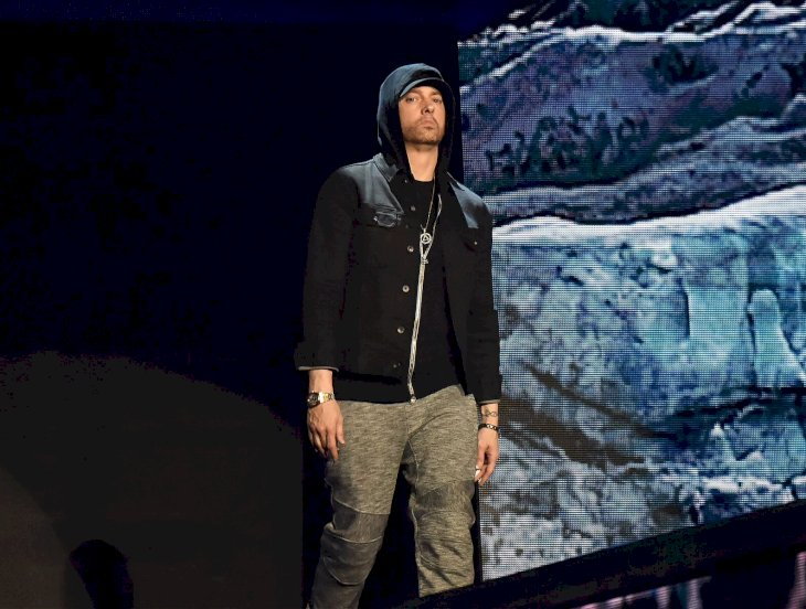 Eminem/Photo:Getty Images