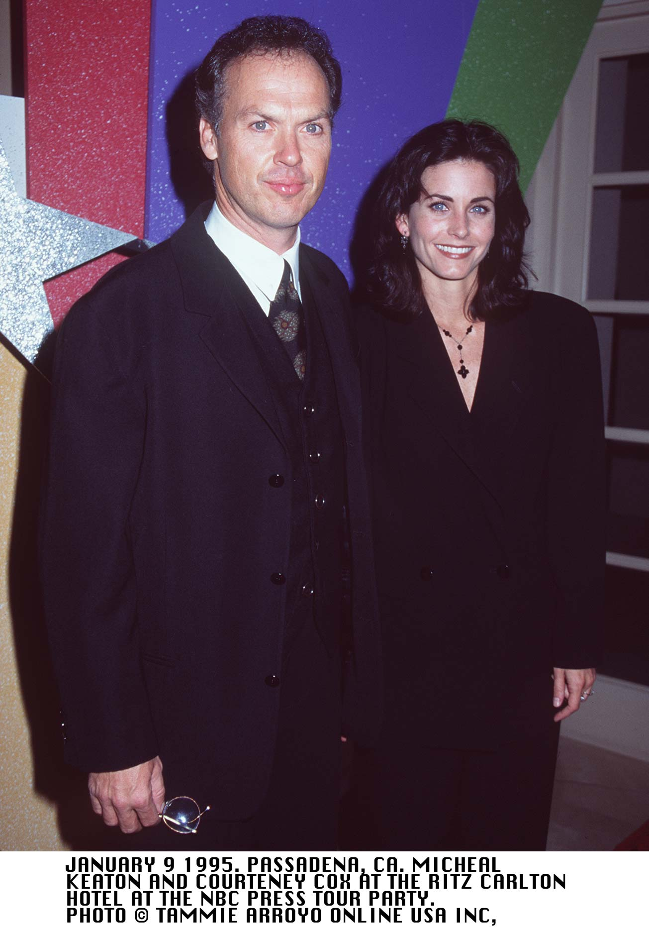 "Image Credits: Getty Images | ""Friends"" star, Courteney Cox, dated Michael Keaton for over five years"