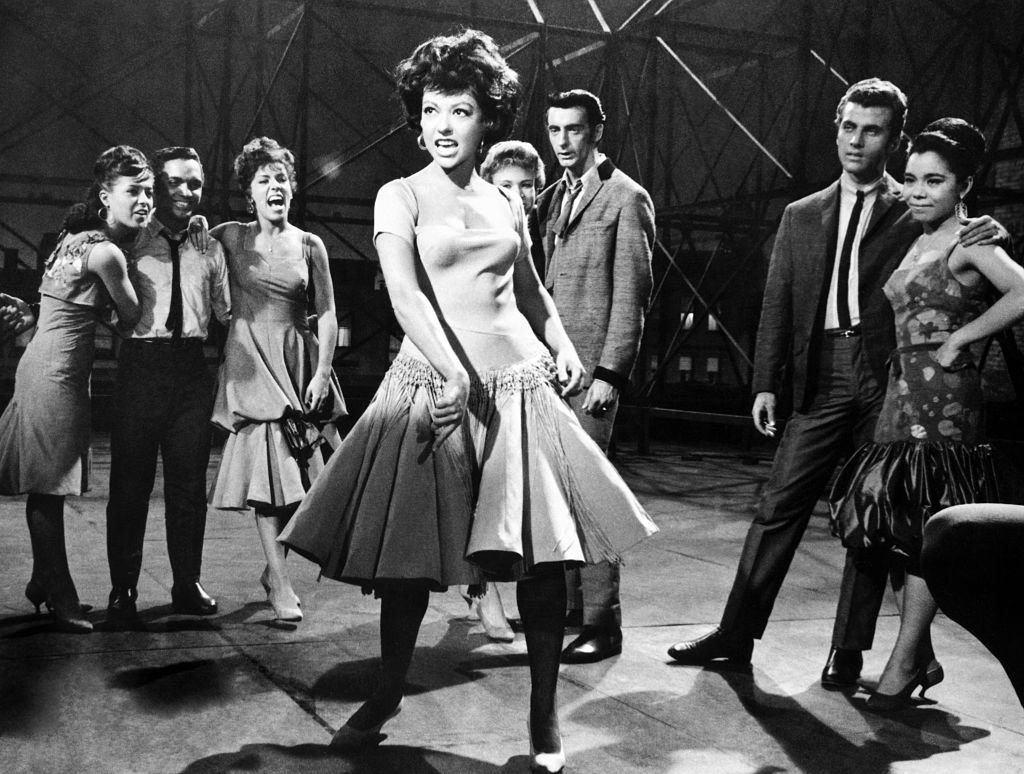 "Image Credits: Getty Images / Herbert Dorfman/Corbis | Moreno as Anita on ""West Side Story"""