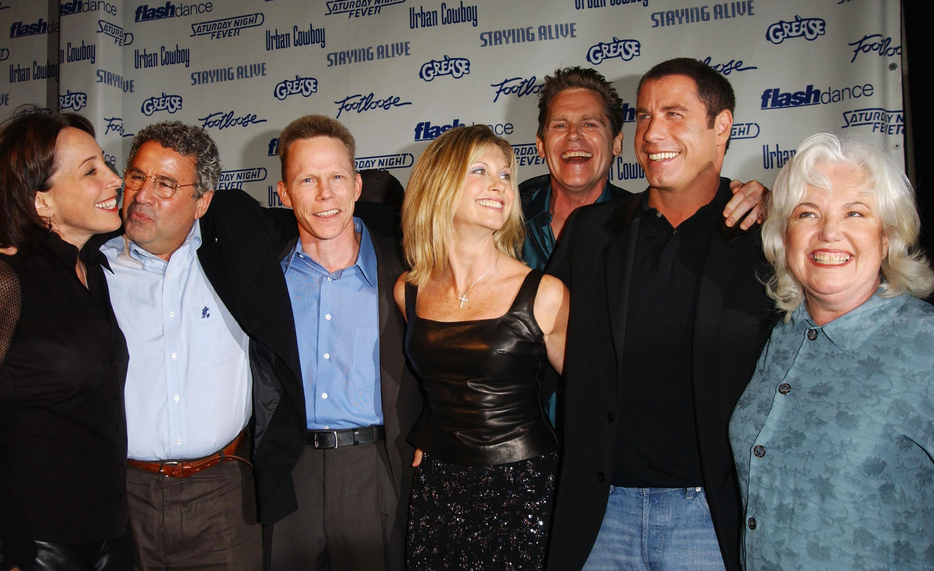 Image Credits: Getty Images   The full cast seems alive and well during their reunion