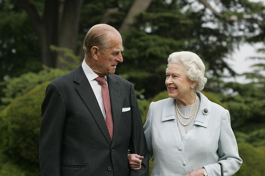 Image Source: Getty Images/Queen Elizabeth II and Prince Philip