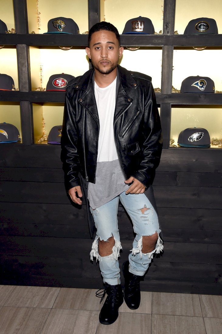 Image Credit: Getty Images / Tahj Mowry at an event.