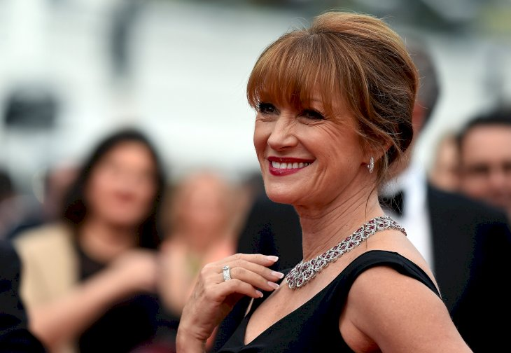 Image Credit: Getty Images / Jane Seymour on the red carpet.