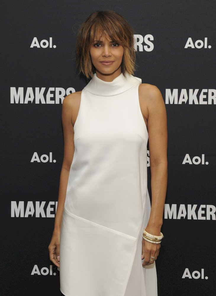 Image Credit: Getty Images / Halle Berry on the red carpet.