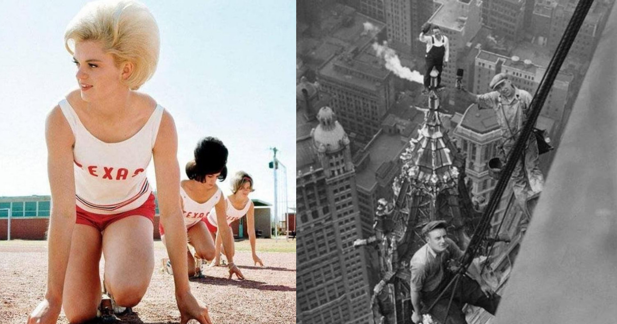 25+ Pictures That Show Historical Events