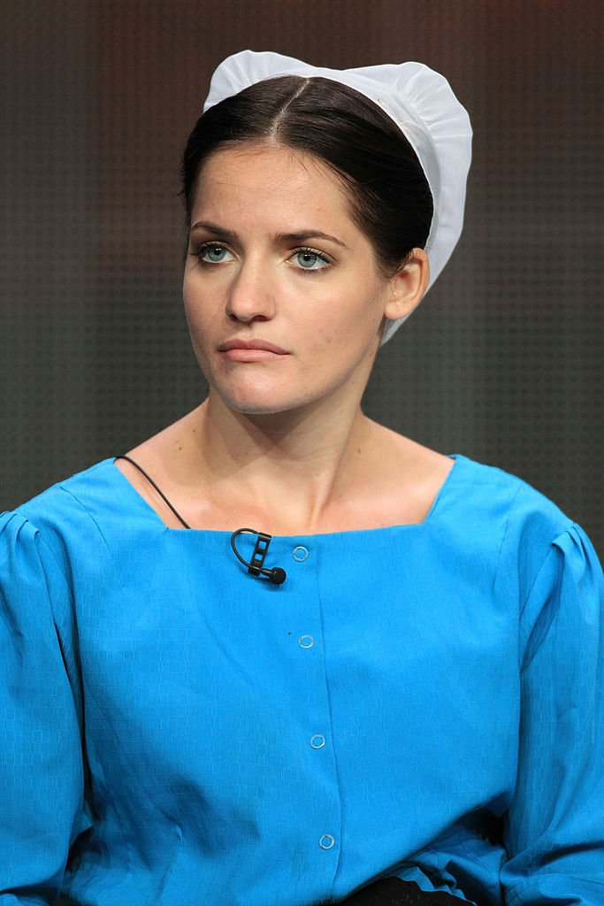 Image Source: Getty Images/Frederick M. Brown | Kate Stoltz of Breaking Amish