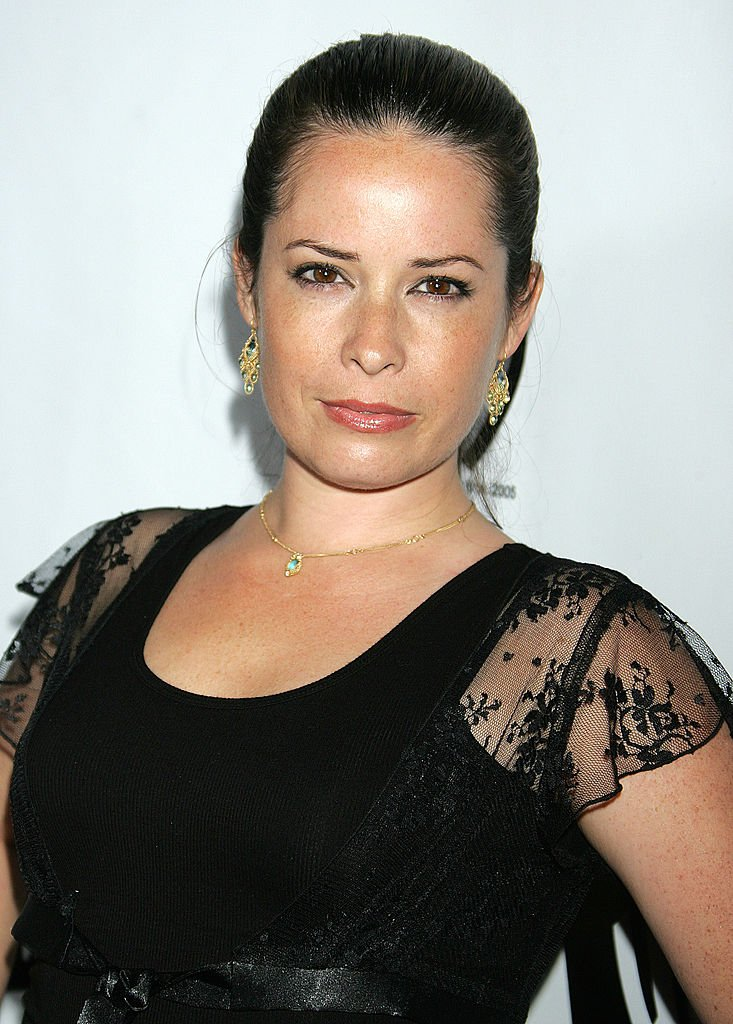 Image Credits: Getty Images / Jeffrey Mayer / WireImage   Holly Marie Combs during 2005 WB Network's All Star Celebration - Arrivals at The Cabana Club in Hollywood, California, United States.
