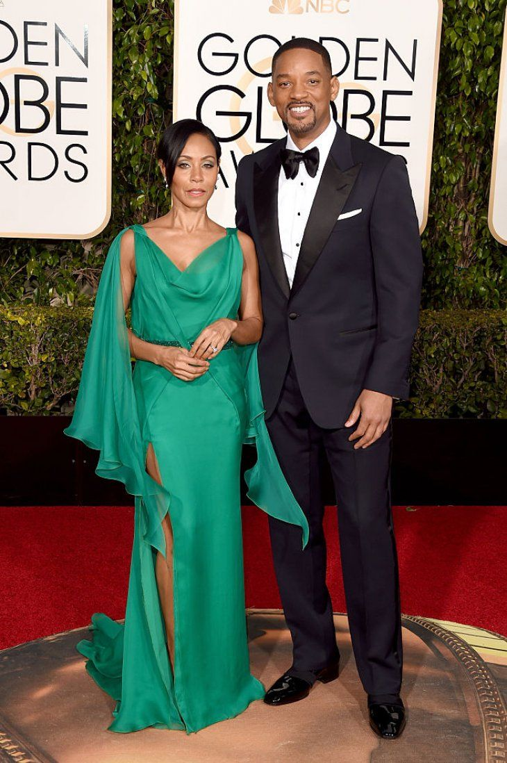 The happy couple Will and Jada Smith / Getty Images