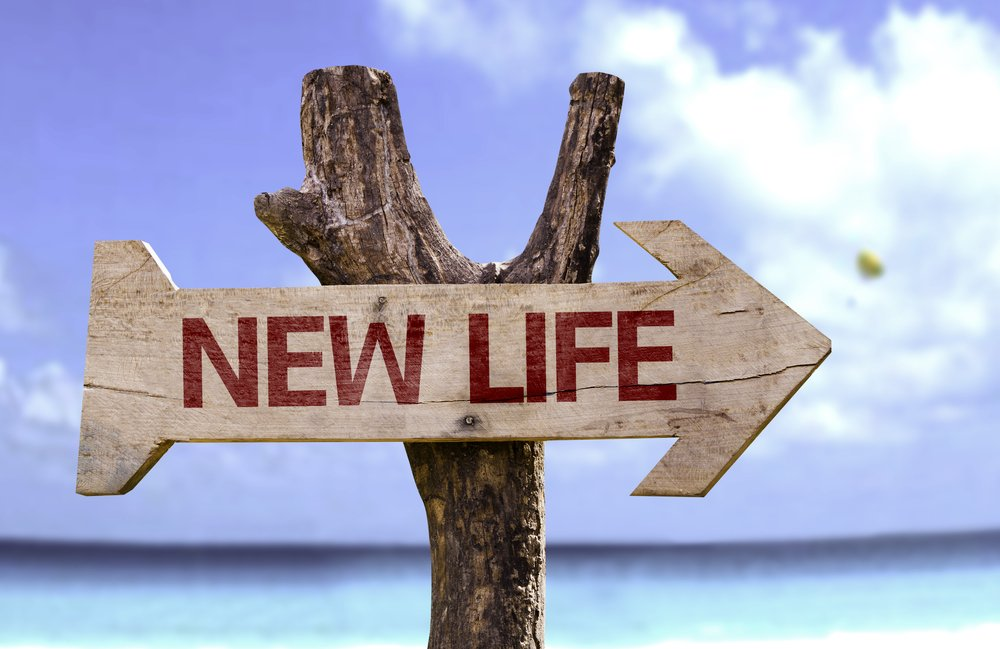 Road to a new life | Shutterstock