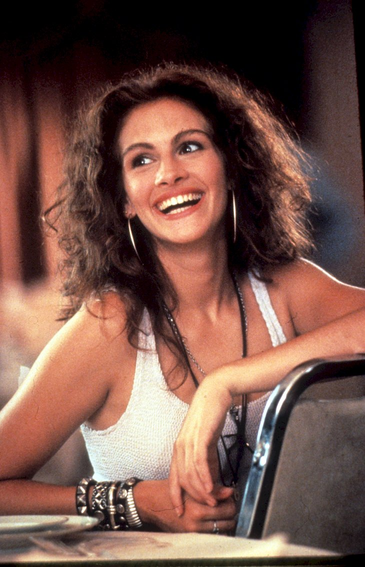 Julia Roberts in a scene from the film Pretty Woman,1990 / Photo:Getty Images