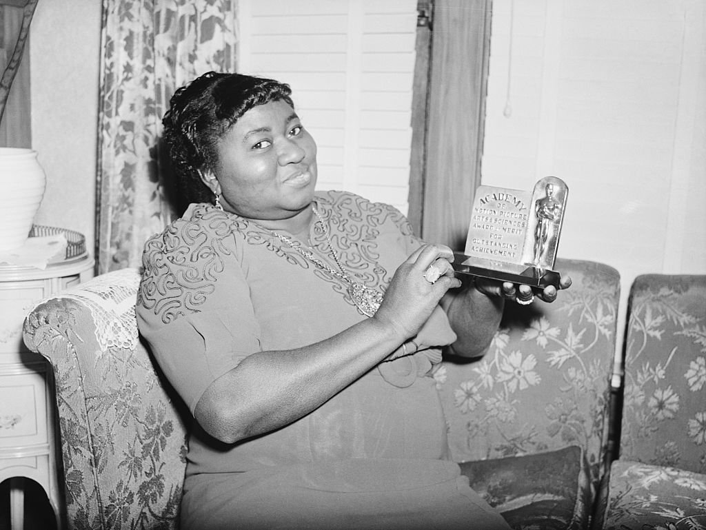 Image Credit: Getty Images / Academy Award Winner Hattie McDaniel who rose to fame for her role in Gone With The Wind poses for a picture.