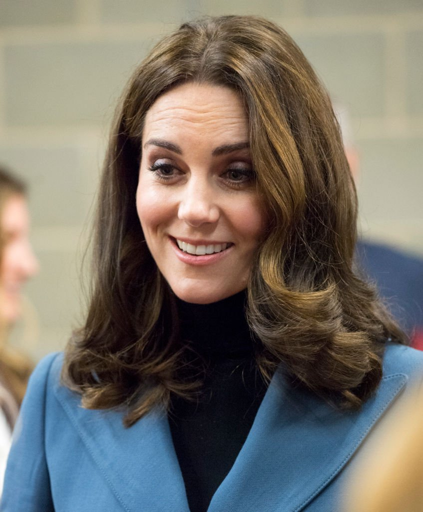 Image Source: Getty Images/A photo of The Duchess of Cambridge