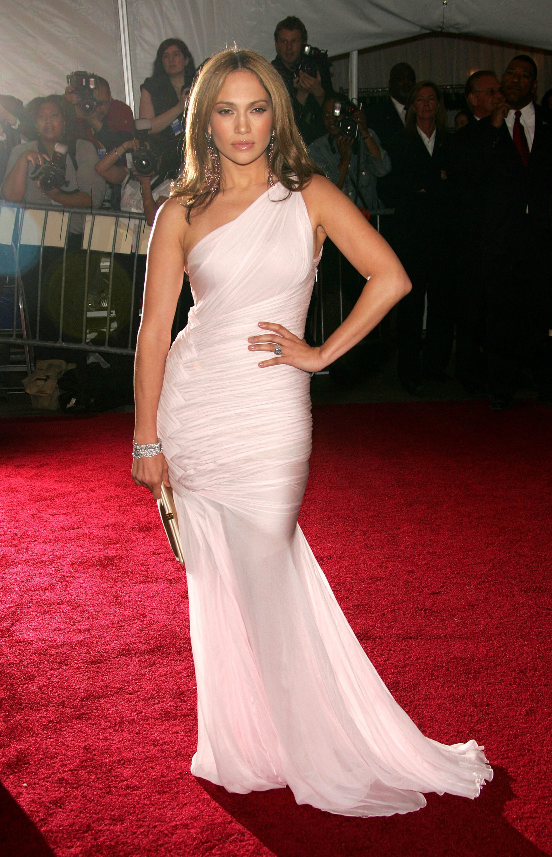 Image Source: Getty Images| Jennifer Lopez at a red carpet event