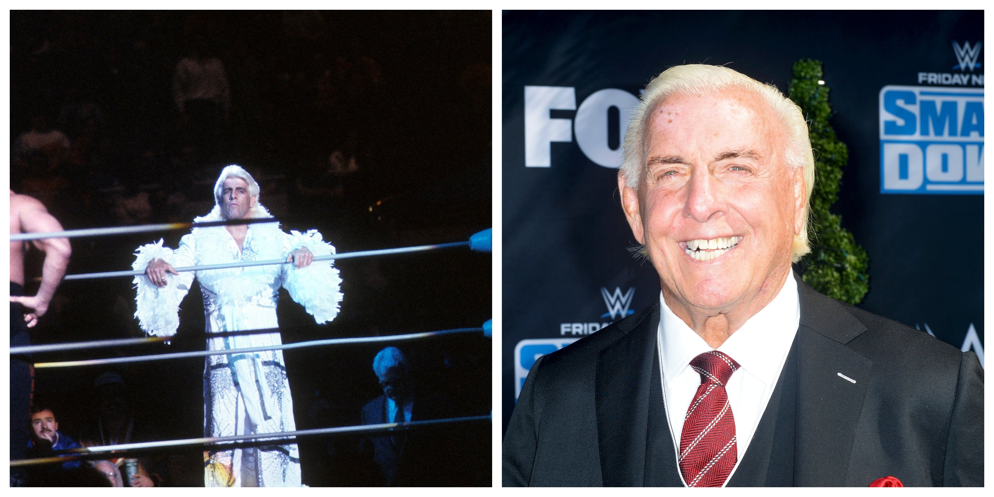 Image credits: Getty Images/B Bennett - Getty Images/Fox Sports/WWE/Jerod Harris
