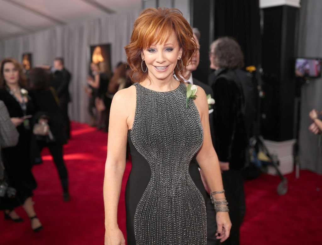 Image Credit: Getty Images / Singer Reba McEntire attends the 60th Annual GRAMMY Awards at Madison Square Garden on January 28, 2018.