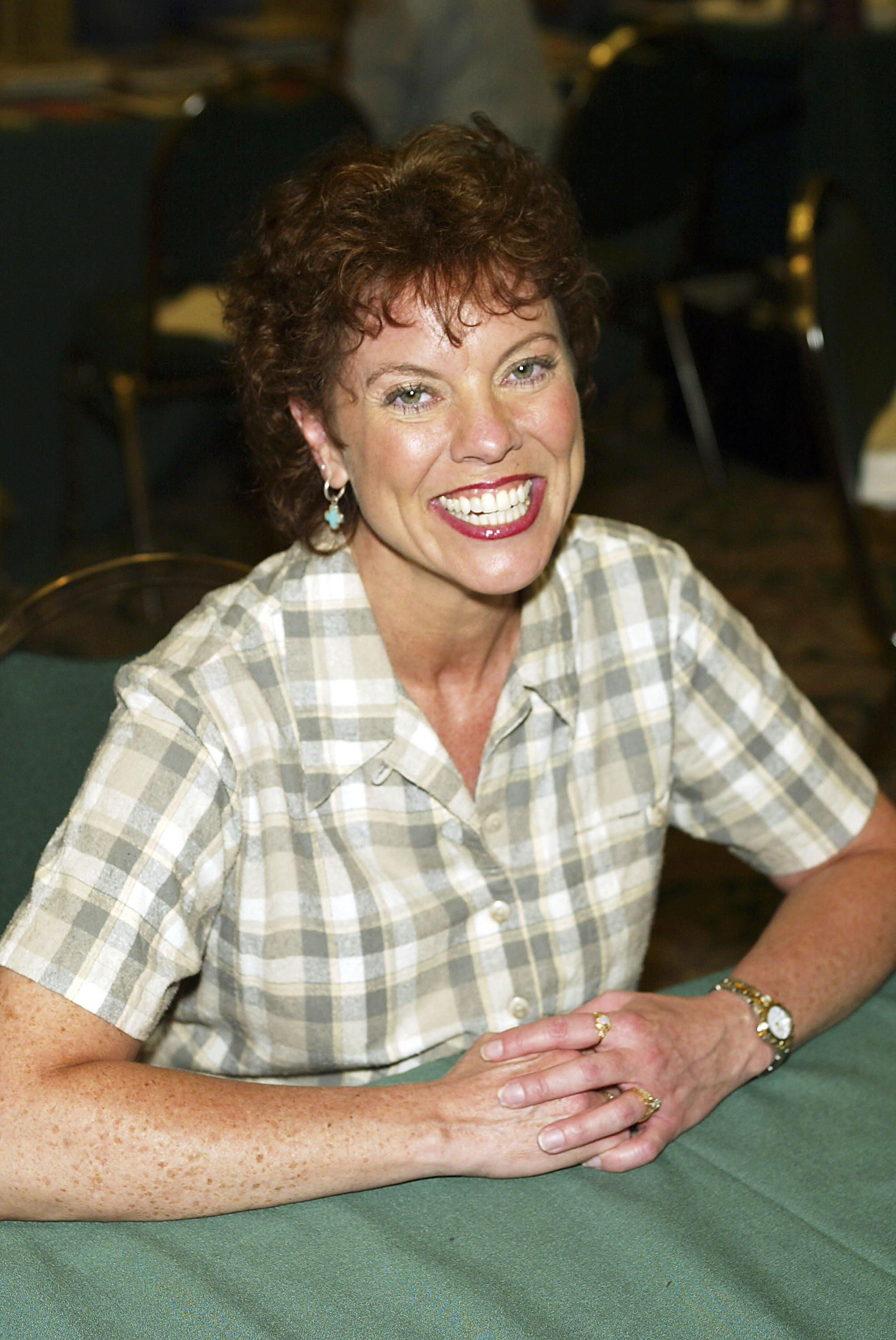 Image Source: Getty Images | A photo of Erin Moran