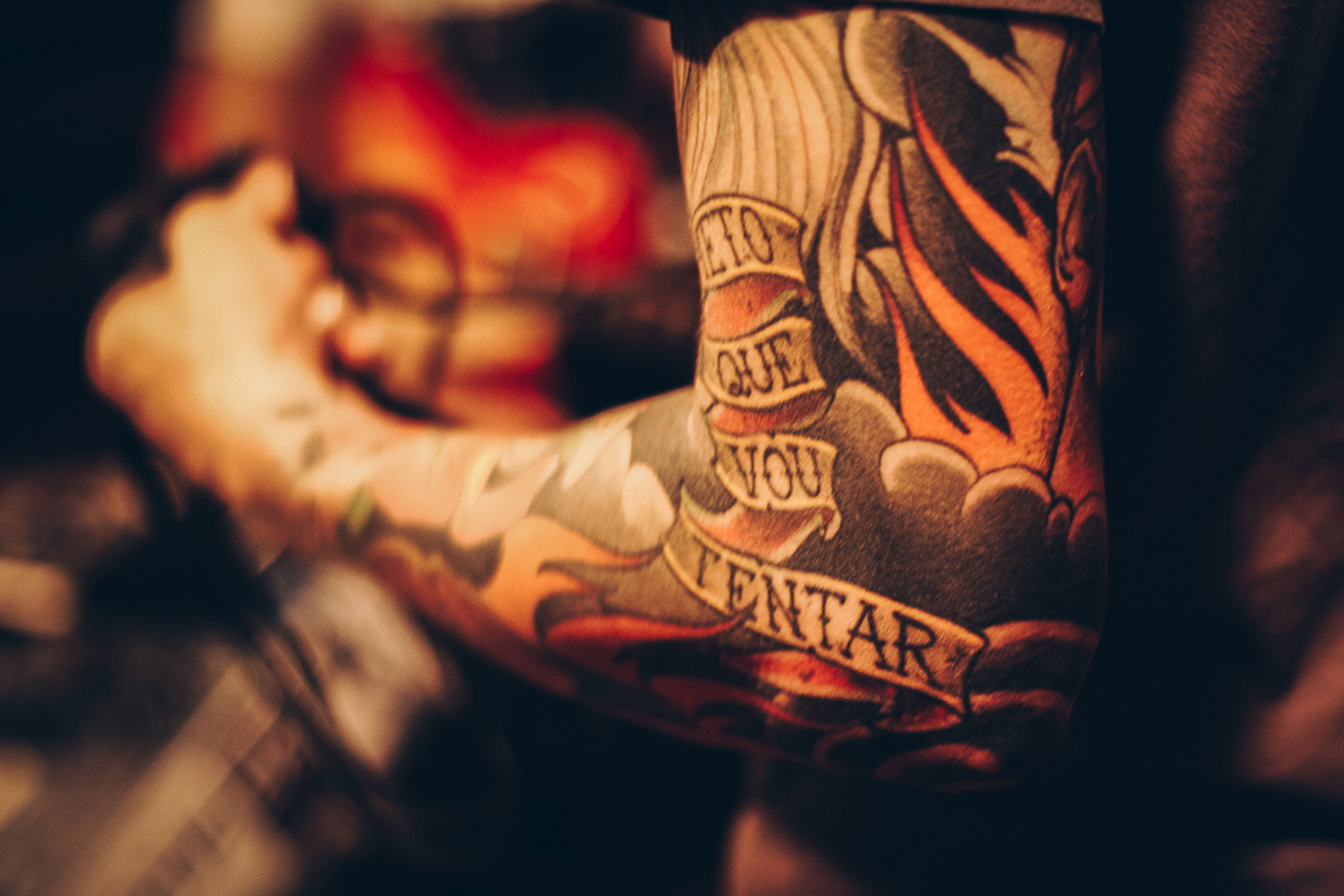 Sleeve Tattoo | Unsplash