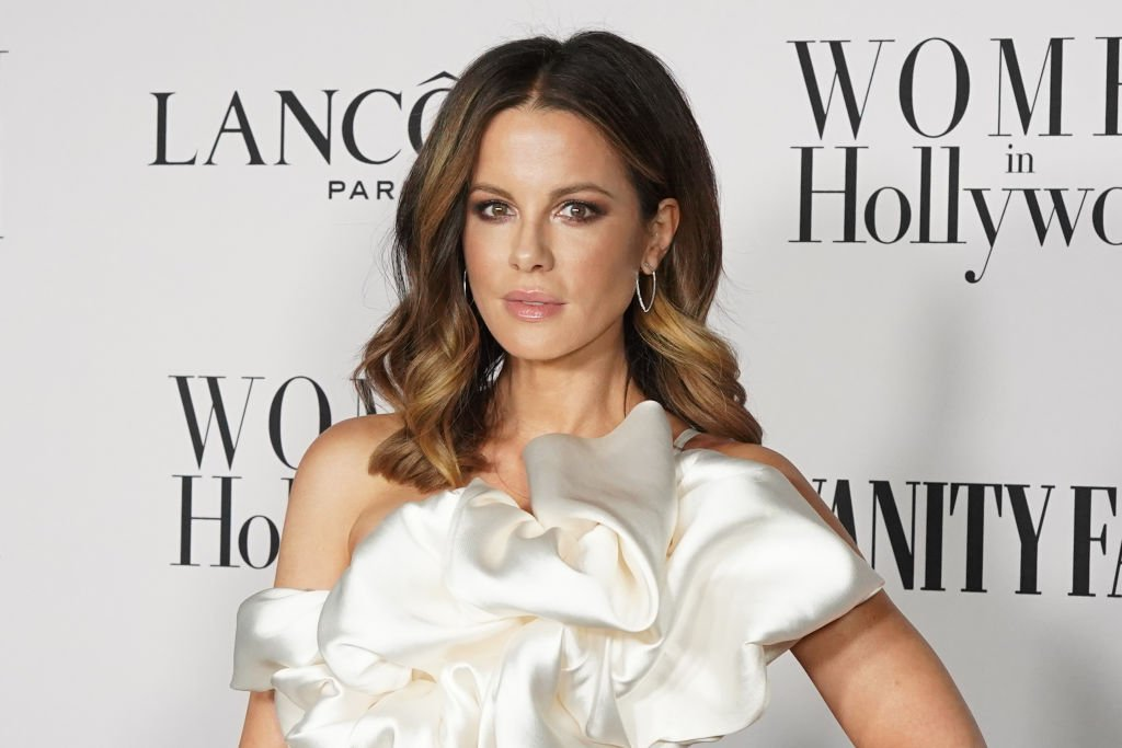 Image Credit: Getty Images / Kate Beckinsale attends the Vanity Fair and Lancôme Women in Hollywood celebration at Soho House on February 06, 2020.