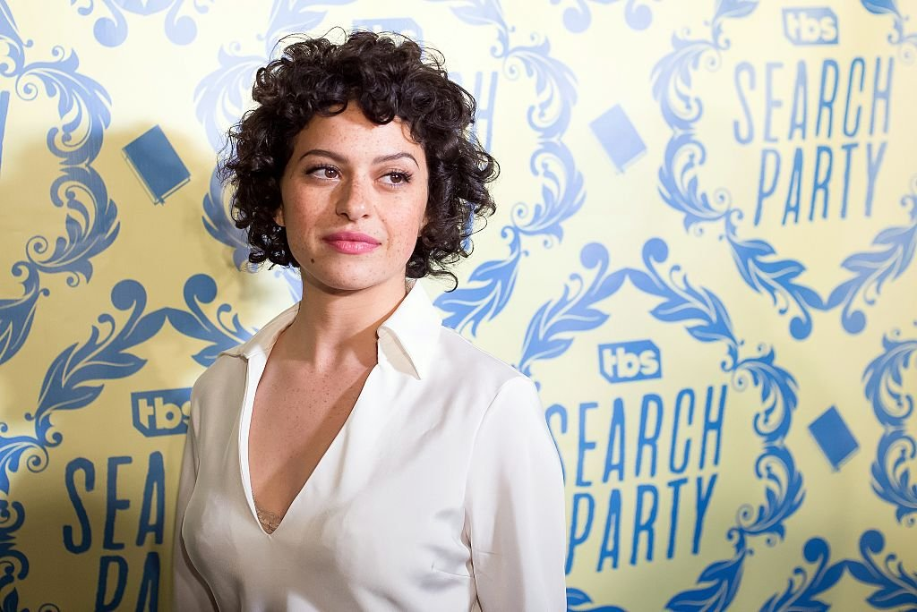 "Image Credit: Getty Images/WireImage/Mike Pont |  Alia Shawkat attends the ""Search Party"" Premiere Party"