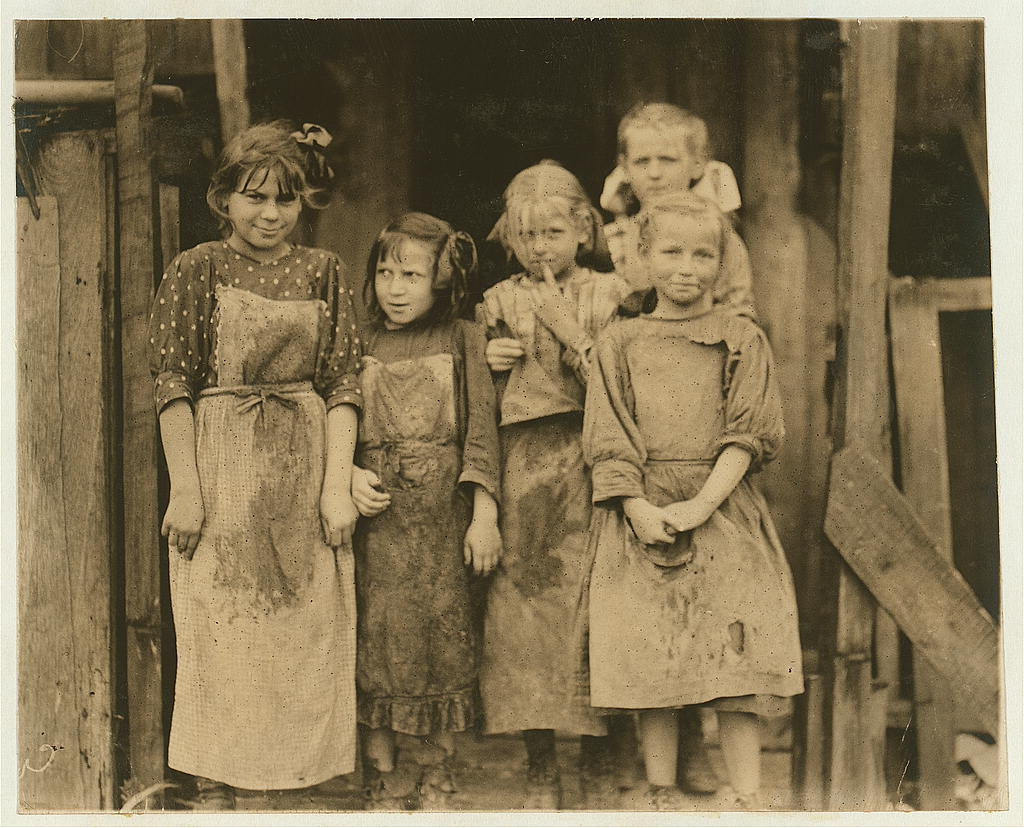 Image Credits: Library of Congress/National Child Labor Committee/Lewis Hine