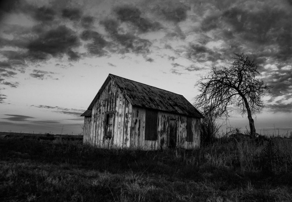 Another haunted house | Shutterstock