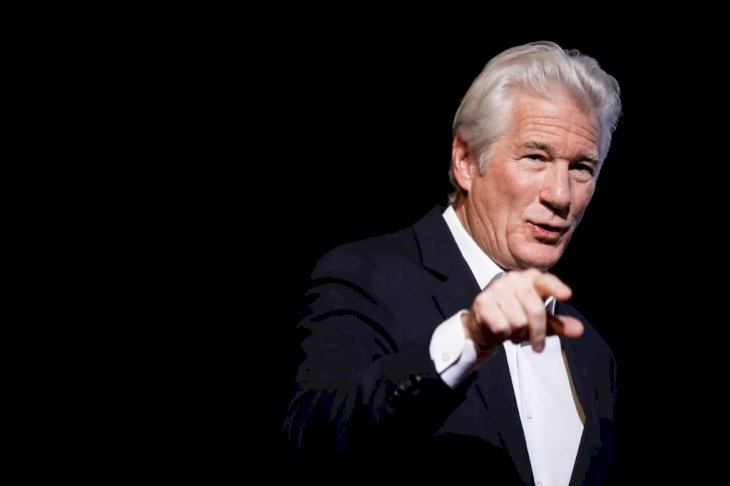 Richard Gere/Photo:Getty Images