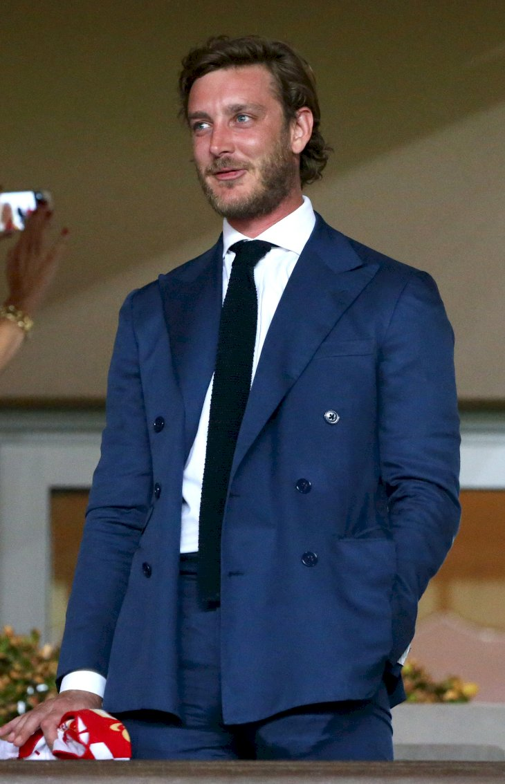 Image Credit: Getty Images / Prince Pierre Casiraghi at an event.