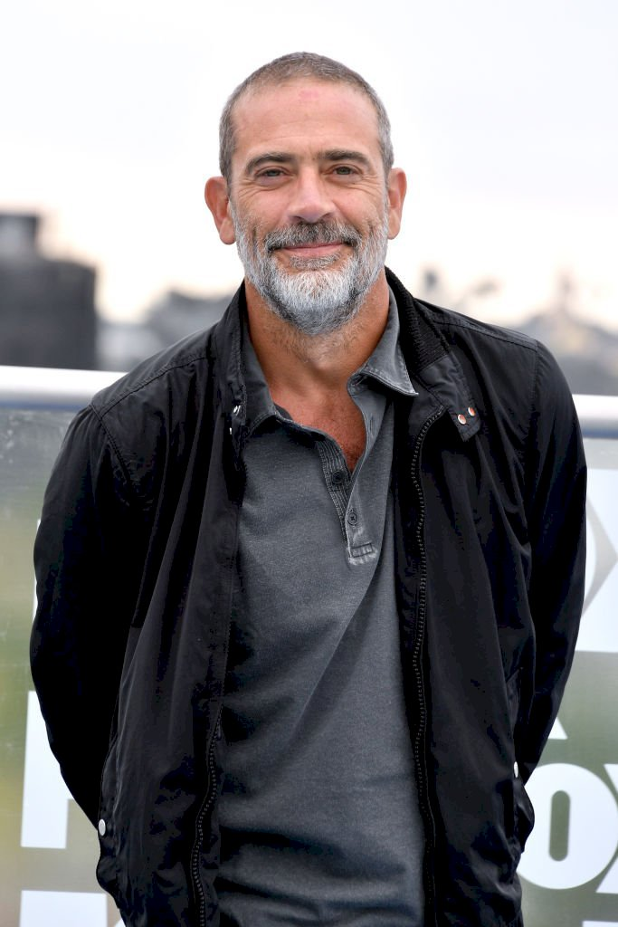 Image Credits: Getty Images / Dia Dipasupil | Jeffrey Dean Morgan attends 'The Walking Dead' Photo Call during Comic-Con International 2018 at Andaz San Diego on July 20, 2018 in San Diego, California.