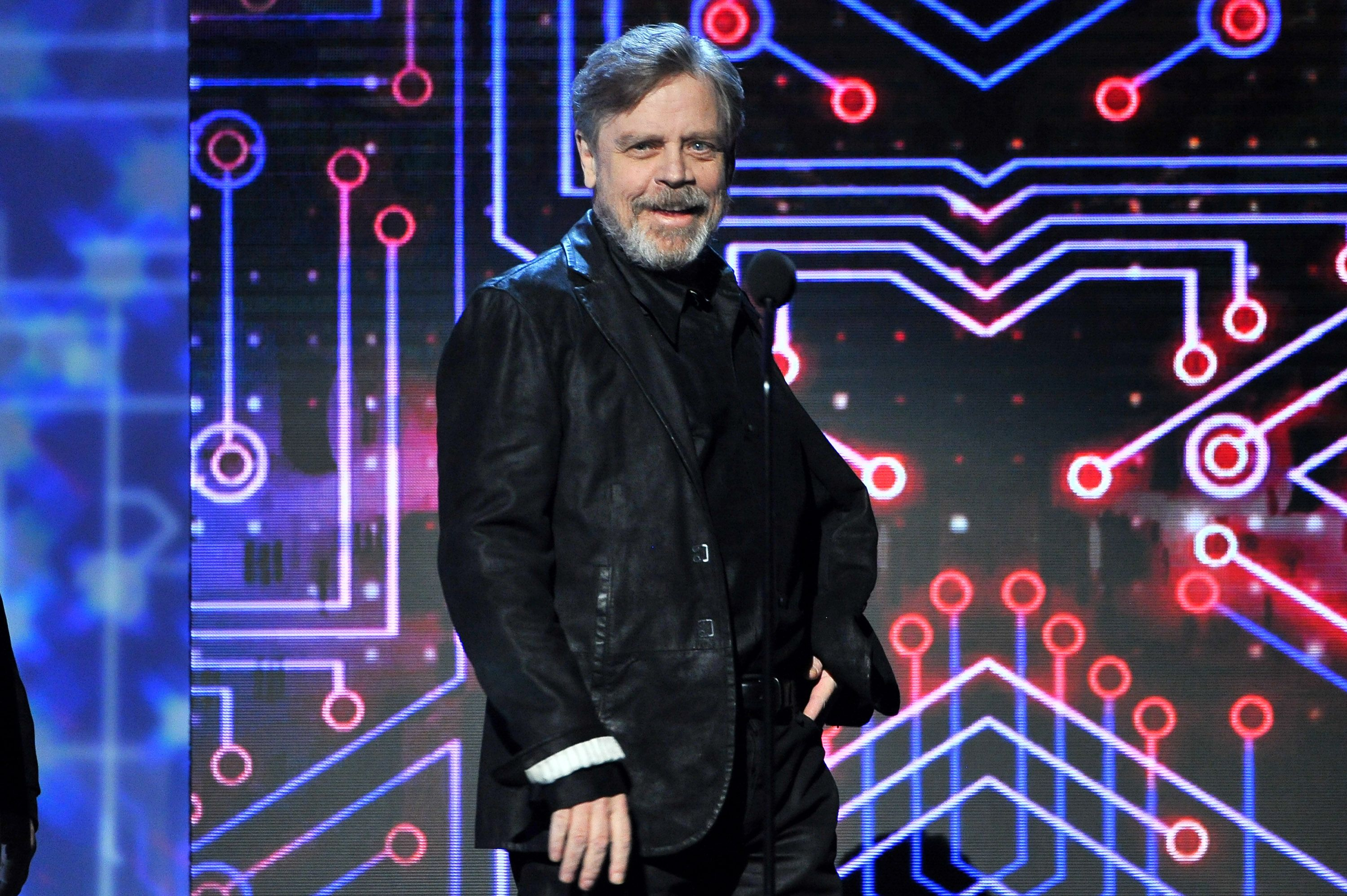 Mark Hamill portrayed the role of James Jesse / Getty Images